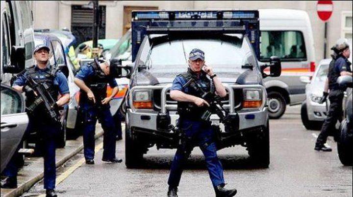 احتجاز رهائن من قبل مسلح شمال غرب لندن