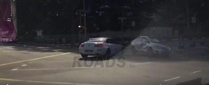 سيارة تظهر من العدم تحير رواد مواقع التواصل (بالفيديو)
