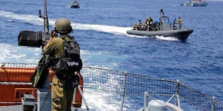 الاحتلال يستهدف مراكب الصيادين في بحر السودانية شمال غزة