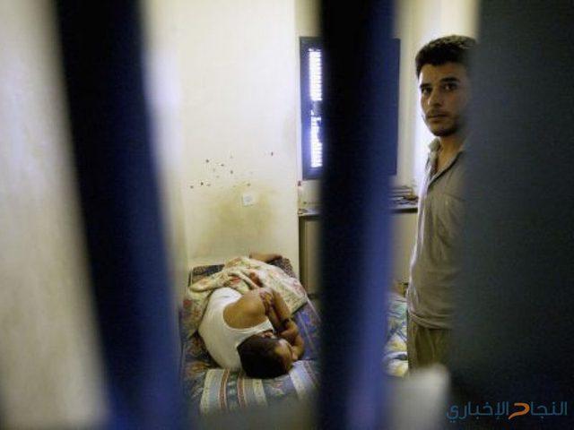 """استقرار الوضع الصحي للأسير المصاب""""المصري"""""""