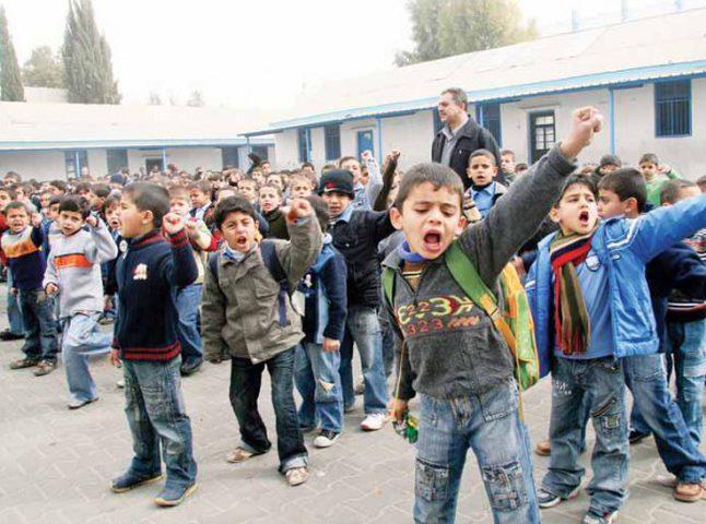 """افتتاح مشروع توسعة مدرسة """"سيرا"""" في أريحا"""