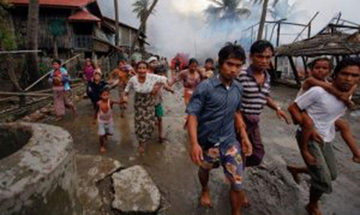 هآرتس: إسرائيل زودت بورما بالأسلحة مؤخراً