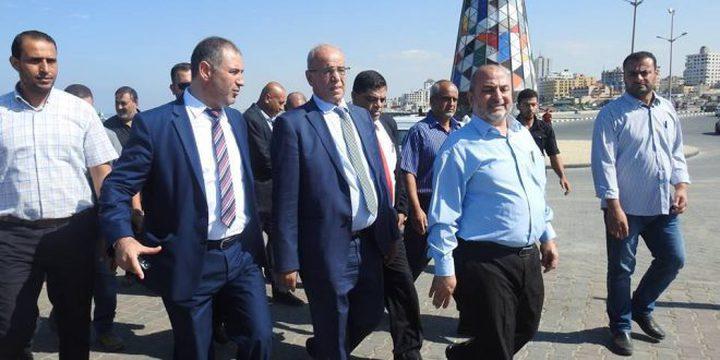"""""""النقل والمواصلات"""" لـ""""النجاح"""": عودة الأمور لمجاريها قبل 2006 بين غزة والضفة"""