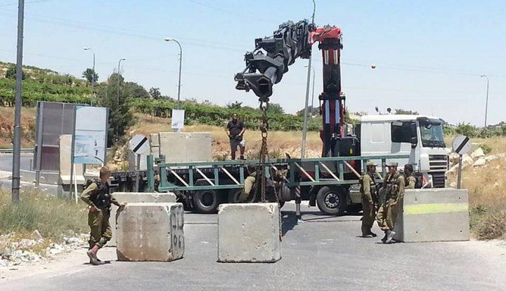 اجراءات جديدة للاحتلال لحماية مستوطنيه