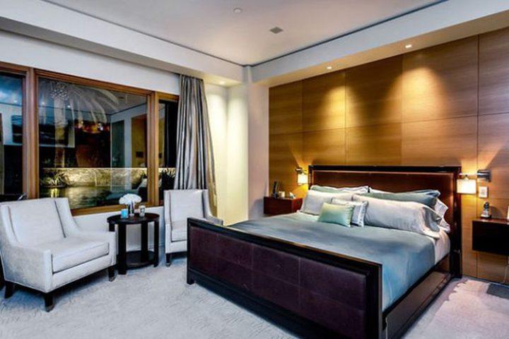 سبع نصائح لاختيار إضاءة غرفة النوم