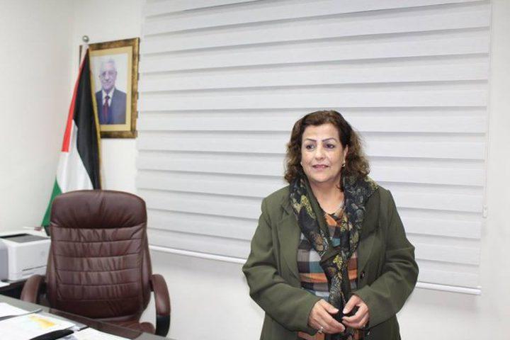 هكذا ردت هديب على منعها من دخول غزة!