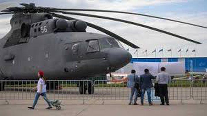 """الأردن يشتري المروحية الأقوى في العالم """"مي – 26 تي 2"""""""