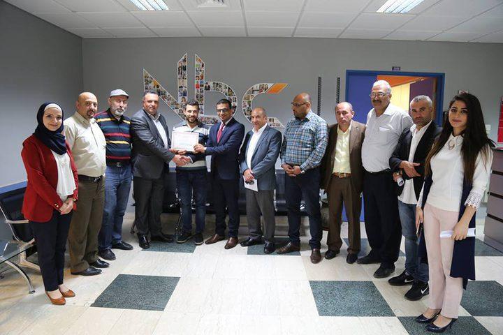 نقيب الصحفيين: مركز الإعلام في النجاح مفخرة للصحافة الفلسطينية