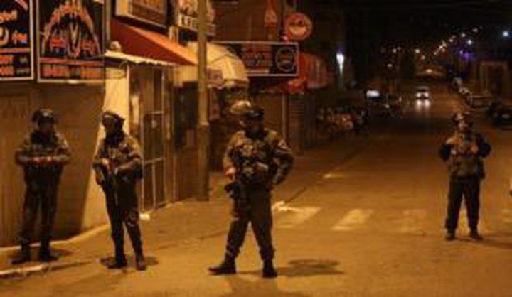 الاحتلال يقيم عدة حواجز ويقتحم قرى في جنين