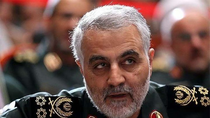 """مسؤول إيراني: سليماني أحبط خطط إقامة """"إسرائيل ثانية"""""""