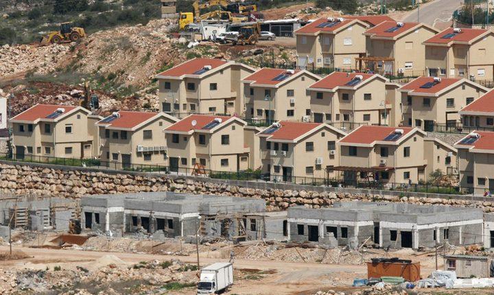 المصادقة على بناء 176 وحدة استيطانية في جبل المكبر