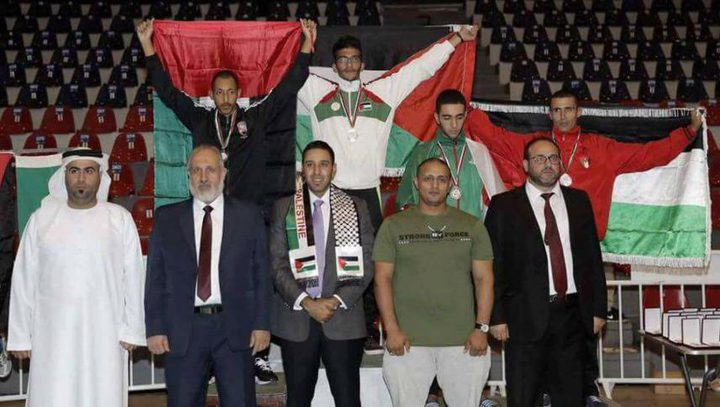 في بطولة العرب للكيك بوكسينغ...أكاديمية الأقصى تحصد ثلاث ميداليات