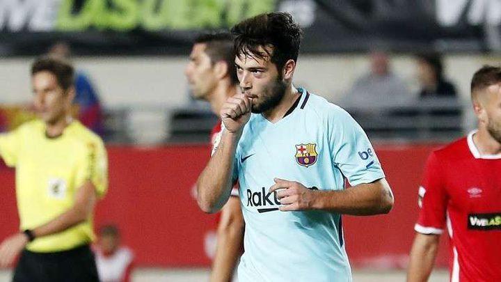 فوز سهل لبرشلونة على ريال مورسيا