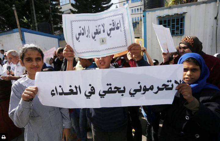 """WFP"" يتراجع عن قراره في غزة"