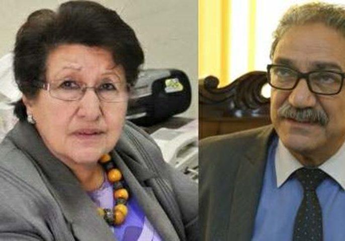 """أول سيدة ترأس مؤتمر أدباء مصر..""""فريدة النقاش"""""""