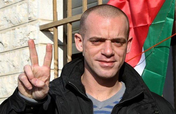 """فرنسا تطالب اسرائيل باطلاق سراح """"حموري"""" والسماح بزيارته"""