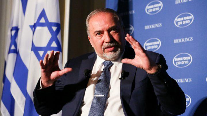 """ليبرمان: سنمنع إيران من تشكيل """"طوق خانق"""" حولنا"""