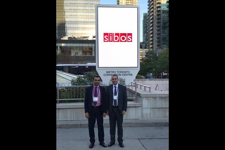 اختتام فعاليات معرض ومؤتمر (Sibos) المالي