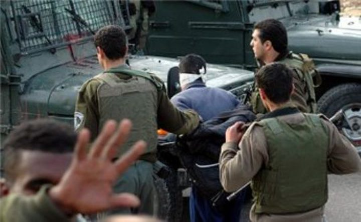 الاحتلال يعتقل شابين من جبع