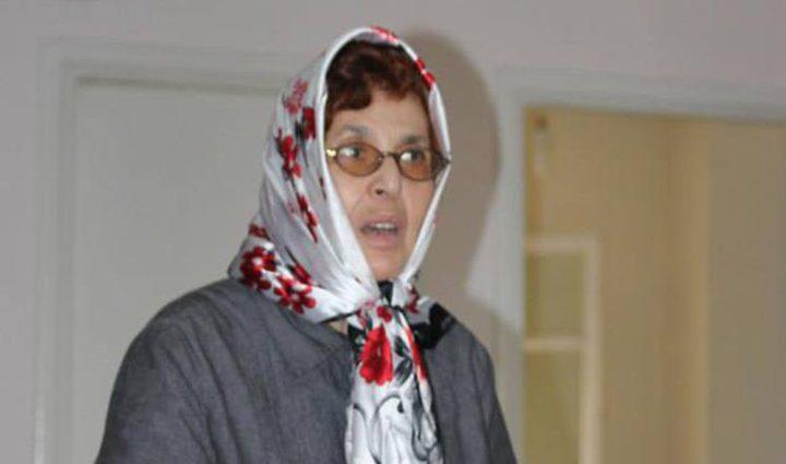 وفاة الأديبة التشكيلية المغربية زهرة زيراوي