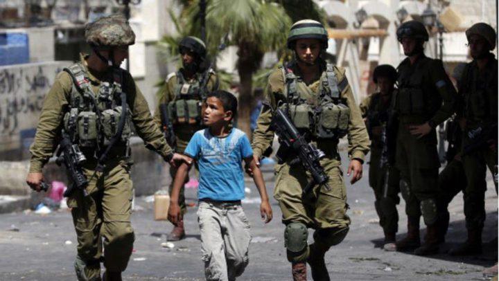 تقرير حقوقي: انتهاكات خطيرة بحق أطفال القدس