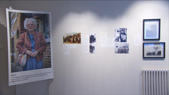"""""""لا عودة للوراء"""" معرض فني عن  الهجرة"""