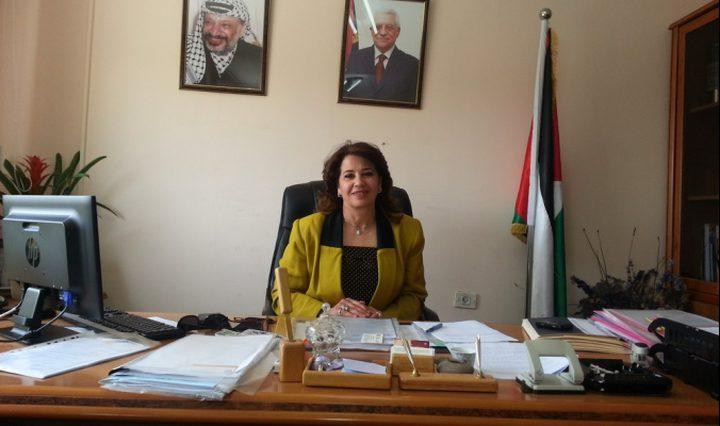 """رئيسا سلطتي أراضي وبيئة غزة.. """"الكرسي إلنا"""""""