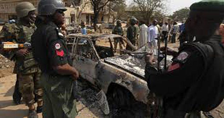 مقتل 8 جنود نيجيريين في هجوم مسلح