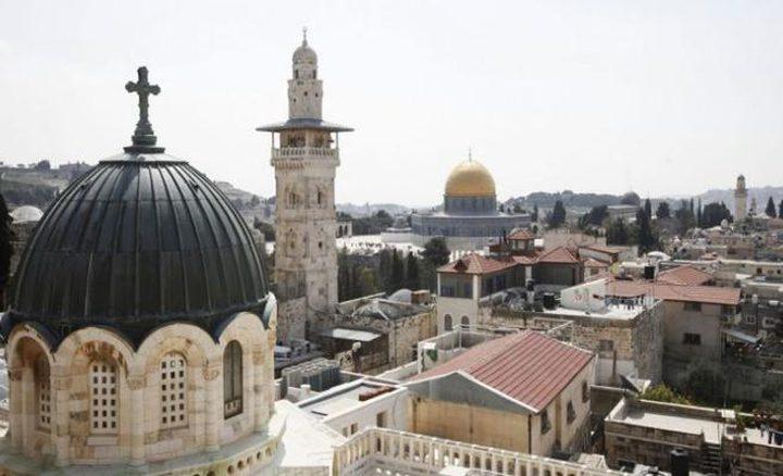 ثلاث صفقات بيع سرية جديدة لأملاك الكنيسة الأرثوذكسية بالقدس