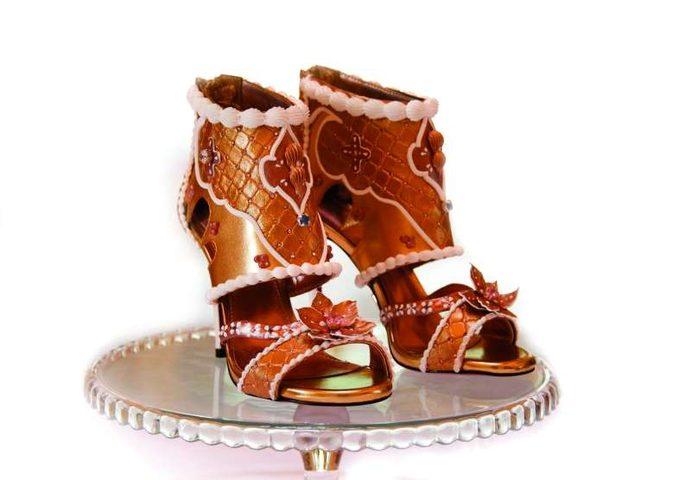 حذاء في مزاد بأكثر من 15 مليون دولار في دبي !