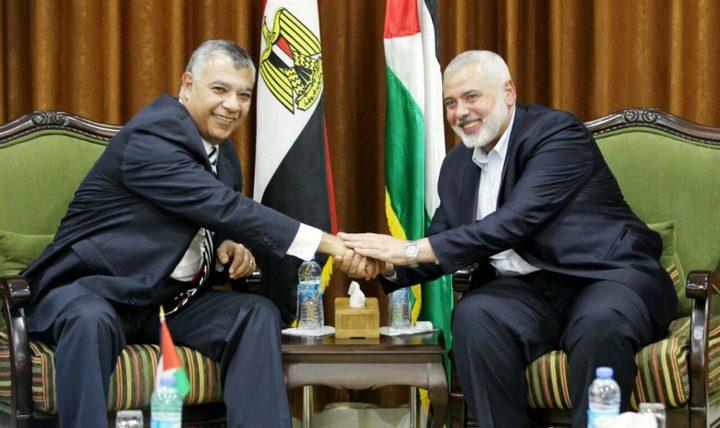 المخابرات المصرية تهاتف حماس للاطمئنان على صحة اللواء أبو نعيم
