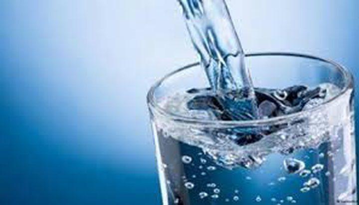 جدول توزيع المياه لليوم الجمعة