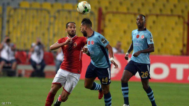 وداد المغرب يفرض تعادلا مرا على الأهلي المصري