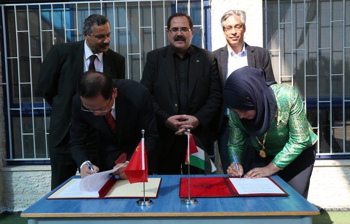 التربية والسفارة الصينية توقعان اتفاقية لدعم رقمنة التعليم