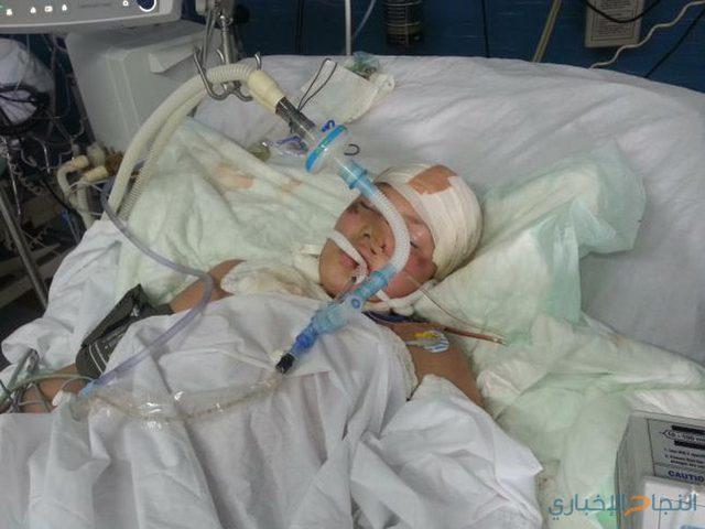 توفي بسبب خطأ طبي .. عائلة الطفل شطارة تطلب 100 مليون دولار تعويضاً