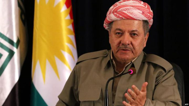 رئيس إقليم شمالي العراق يعلن عدم بقائه بمنصبه