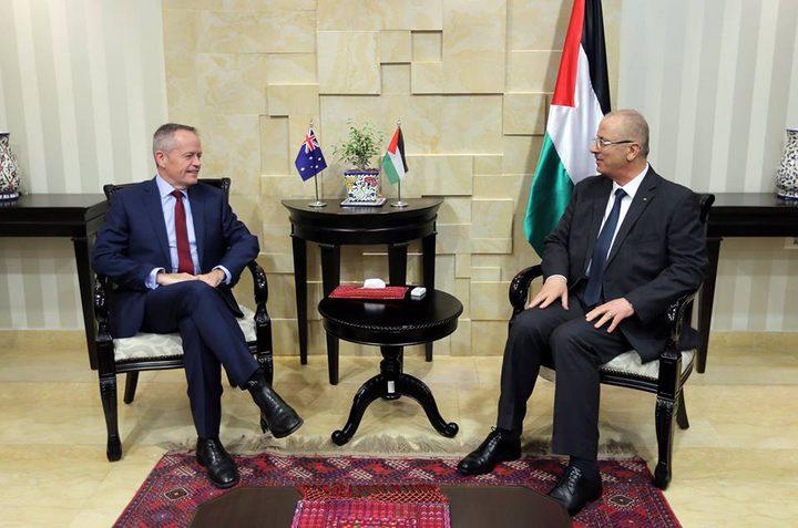 رئيس الوزراء: مفتاح الاستقرار في المنطقة هو إنهاء الاحتلال