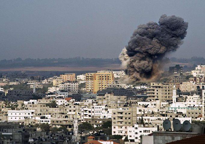 9 شهداء و 14 إصابة جراء قصف الاحتلال لغزة(فيديو مباشر)