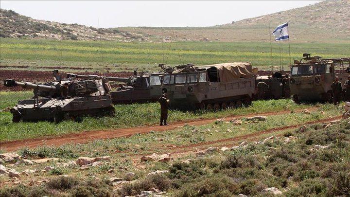 تعرض قوة عسكرية إسرائيلية على الحدود مع مصر لنيران
