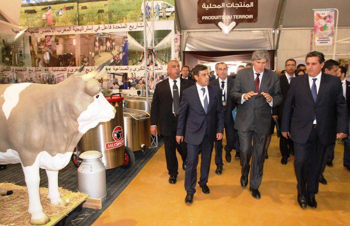 فلسطين تشارك في المعرض الدولي للفلاحة بتونس