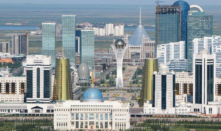 الاردن وكازاخستان: نسعى لتوفير الاستقرار السلام
