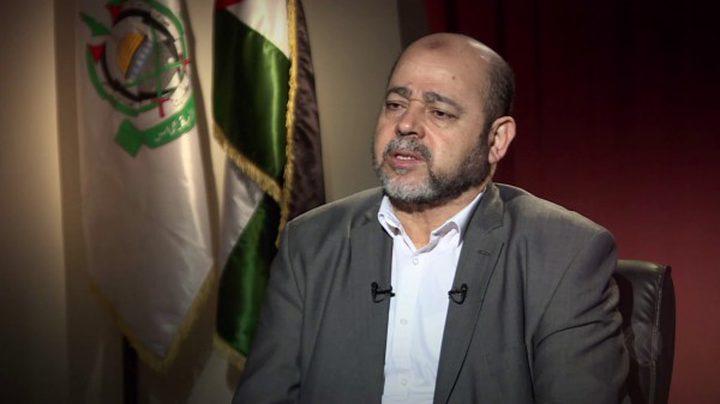 في تصريحات مفاجئة.. أبو مرزوق: لا وجود لعبارات التسليم والتمكين باتفاق القاهرة 2011