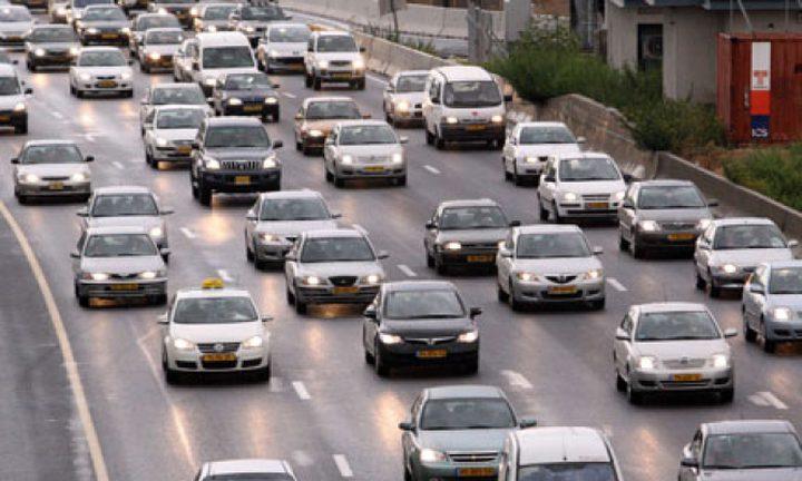 بدء العمل بقانون اضاءة مصابيح السيارات خلال النهار