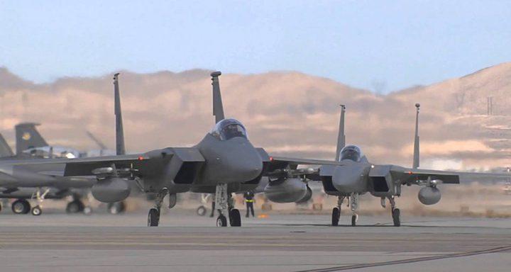 إسرائيل تنفذ أكبر مناورة عسكرية جوية