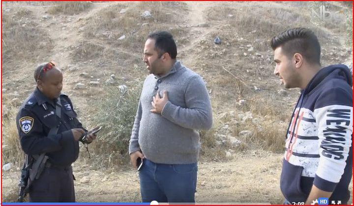 انتهاكات الاحتلال بحق سكان تل الرميدة