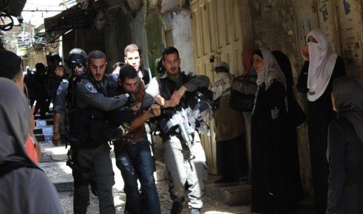 في أكتوبر...إسرائيل اعتقلت فلسطينياً كل ساعة ونصف