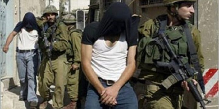 اعتقال مجموعة فلسطينية بزعم زرع عبوات شمال القدس
