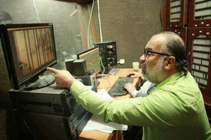 وفاة مخرج فلسطيني