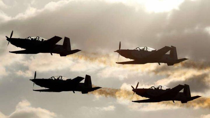 تحليق مكثف للطيران الحربي الإسرائيلي بأجواء لبنان