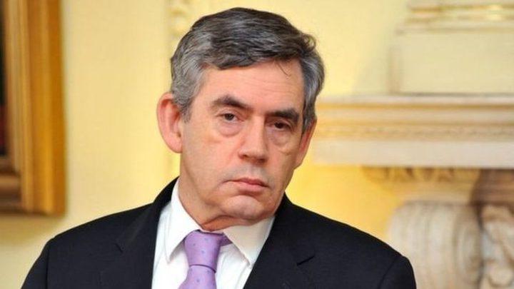 """رئيس وزراء بريطانيا الأسبق: بريطانيا """"ضُللت"""" بشأن امتلاك صدام حسين لأسلحة نووية"""